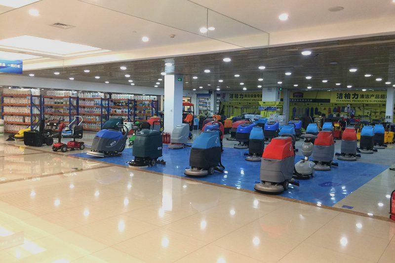 北京清洁设备公司竞价托管案例